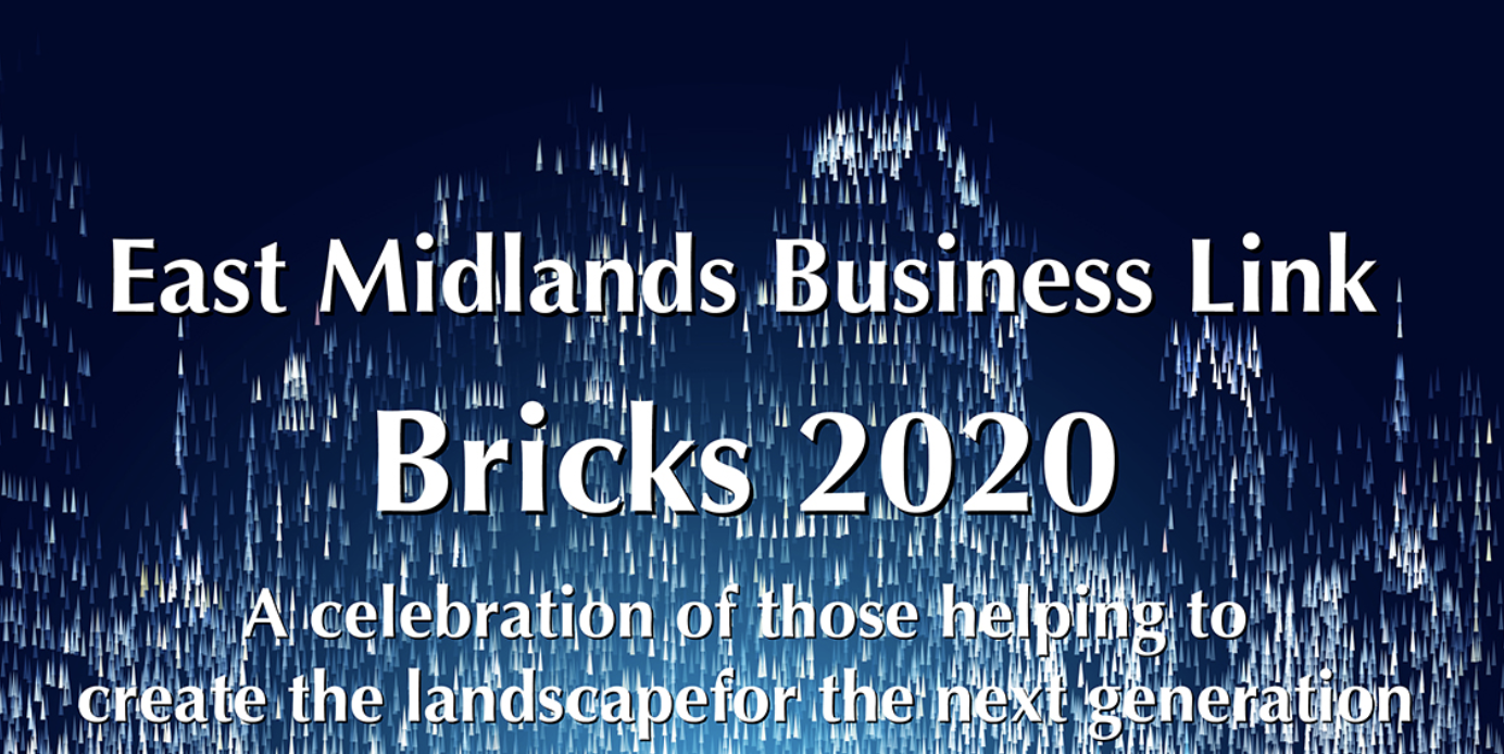 The Bricks 2020 award Logo